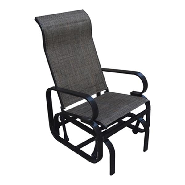 Groovy Sojag Bahia Aluminum Outdoor Glider Evergreenethics Interior Chair Design Evergreenethicsorg
