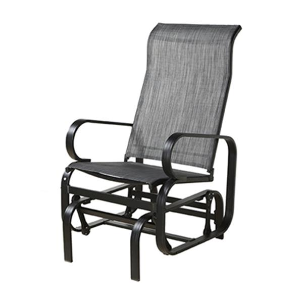 Super Sojag Bahia Aluminum Outdoor Glider Evergreenethics Interior Chair Design Evergreenethicsorg