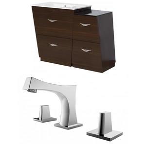 Vee Vanity Set  - Single Sink - 49.5