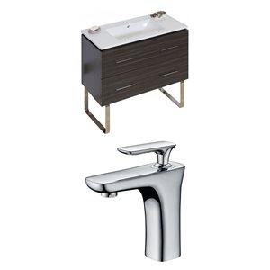 Xena Vanity Set  - Single Sink - 35.5