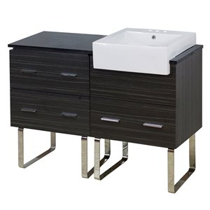 Xena Farmhouse Vanity Set  - Single Sink - 48.75
