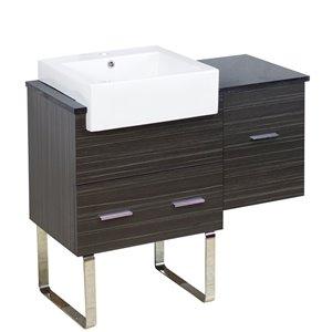 Xena Farmhouse Vanity Set  - Single Sink - 36.75