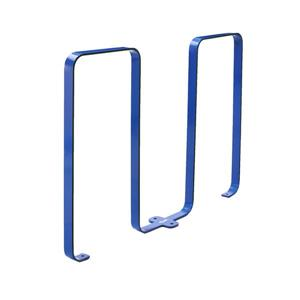 Bike Rack - 5 Bikes - Blue