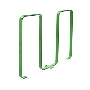 Frost Bike Rack - 5 Bikes - Green