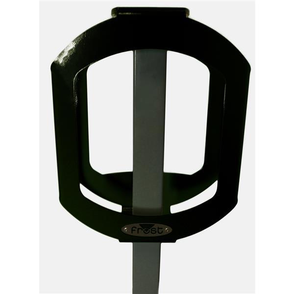 Frost Bike Rack - 2 Bikes - Black