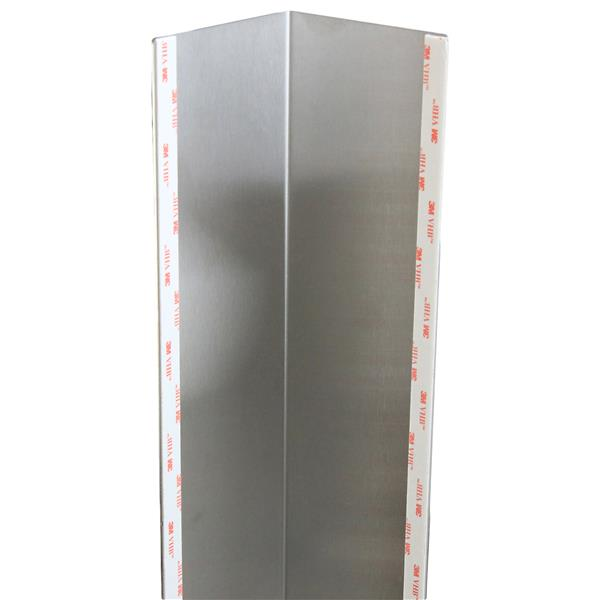 Frost Corner Guard - Stainless Steel