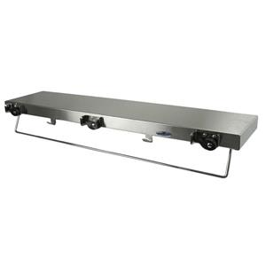Frost Janitor Shelf - Stainless Steel