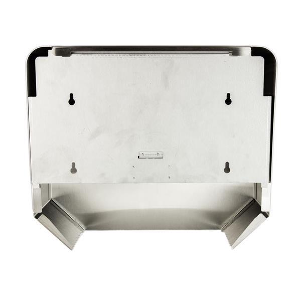 Frost Jumbo Toilet Paper Dispenser - Stainless Steel