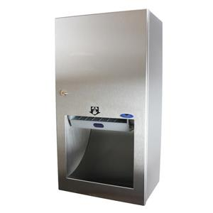 Frost Surface Mounted Automatic Paper Towel Dispenser - Stainless