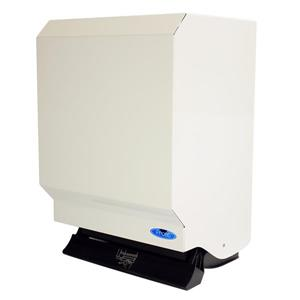 Frost Push Bar Paper Towel Dispenser - White