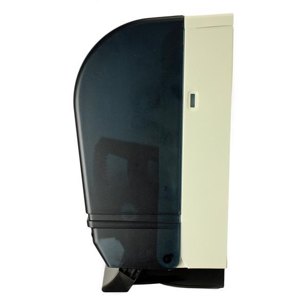 Frost Push Bar Paper Towel Dispenser - Black