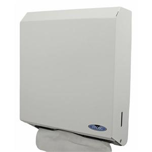 "Frost Multifold And ""C"" Fold Paper Towel Dispenser - White"