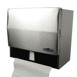 Frost Universal Paper Towel Dispenser - Stainless steel