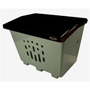 Large Exterior Container - Black
