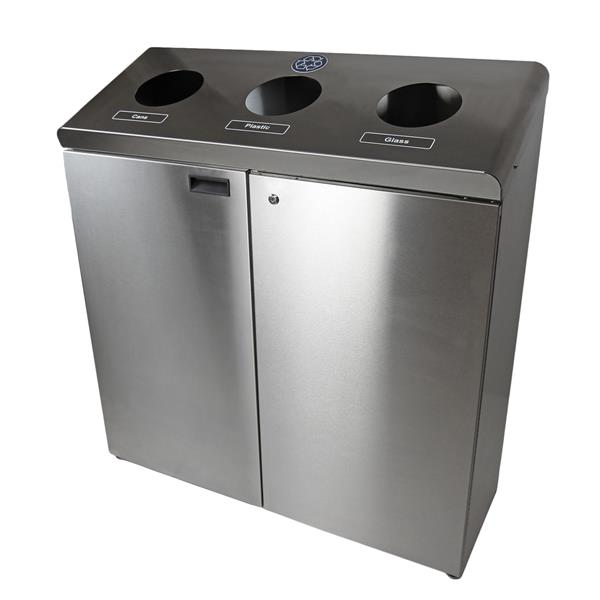 Frost Recycling Station Floor Standing - Stainless Steel