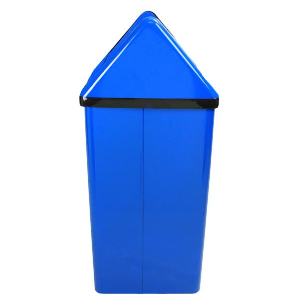 Free Standing Recycling Receptacle