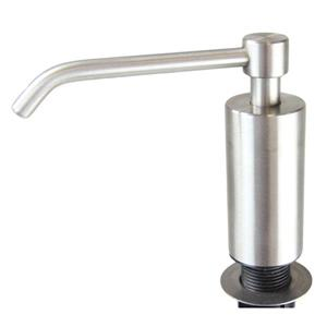 Frost Counter Mounted Manual Foam Soap Dispenser