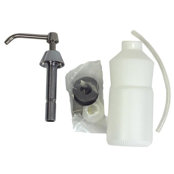Distributeur de savon monté sur vanité