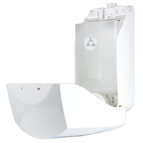 Distributeur manuel de savon mousse