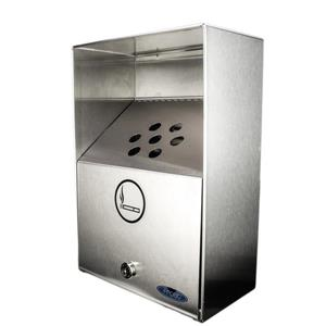 Heavy Duty Outdoor Ash Bin - 9
