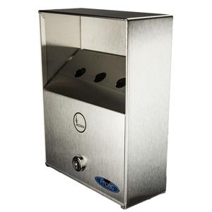 Heavy Duty Outdoor Ash Bin - 7