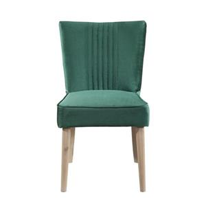 "CDI Furniture Capri  Chair - 24"" - Polyester - Green"