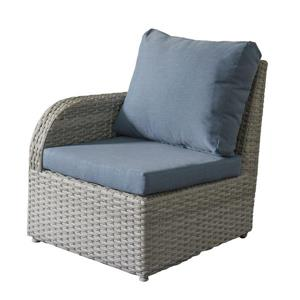 Wicker Corner Patio Chair