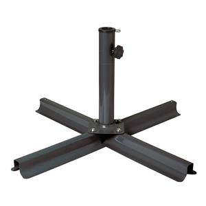 Patio Umbrella Stand - Dark Grey