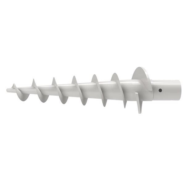 Parasol de patio/plage résistant aux rayons UV et au vent