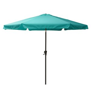 Tilt-g Patio Umbrella - Turquoise Blue