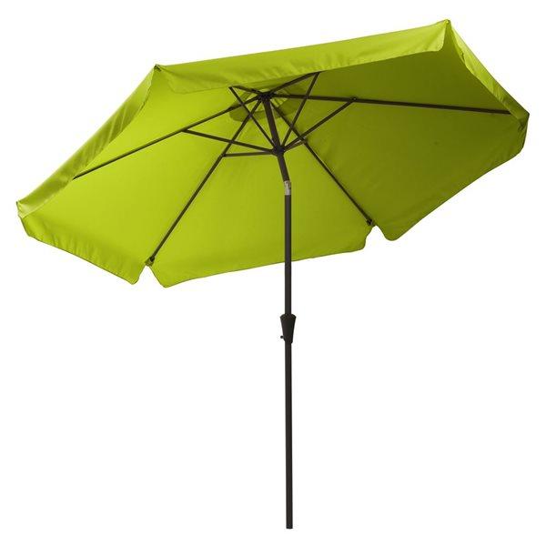 Tilt-g Patio Umbrella - Lime Green