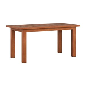 CorLiving Outdoor Coffee Table - Brown