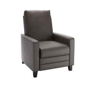 CorLiving Bonded Leather Recliner - Brown