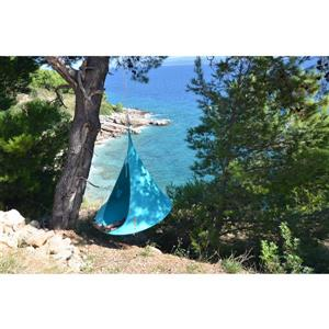 Vivere Single Cacoon - Turquoise - 60-in