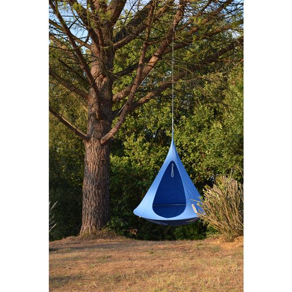 Single Cacoon- Sky Blue - 60""
