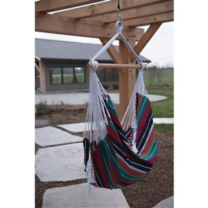 Brazilian Hammock Chair - Plumeria - 30