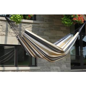 Vivere Brazilian Style Hammock Single - Desert Moon - 11-ft