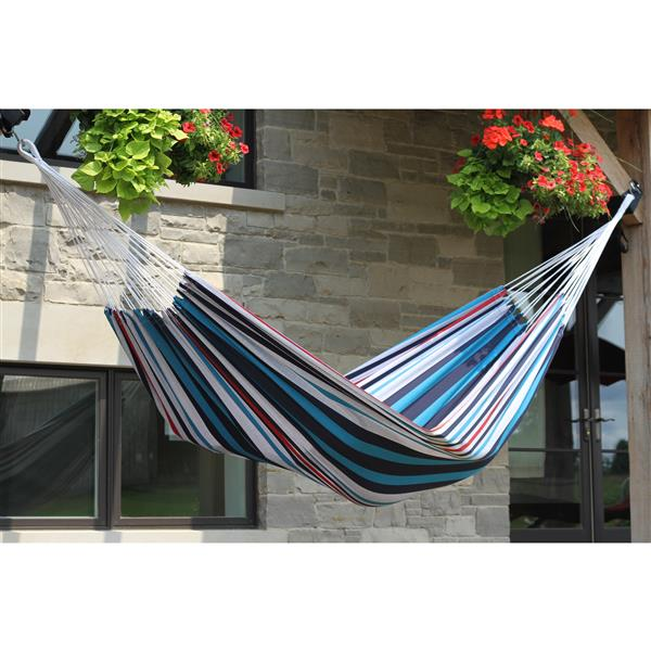 Brazilian Style Hammock Single - Denim - 11'