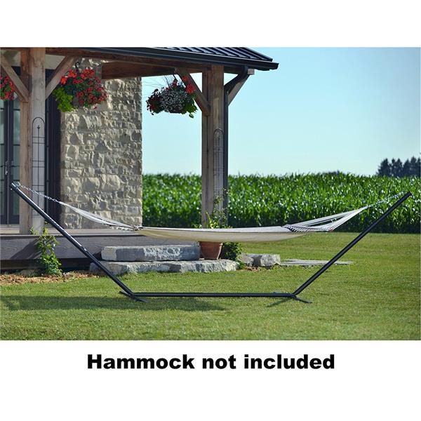 3-Beam Hammock Stand - Oil Rubbed Bronze - 15'