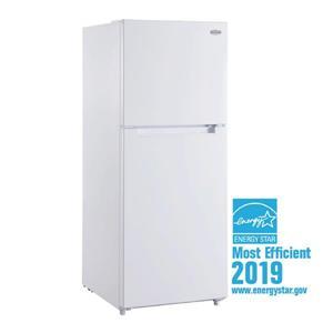 Marathon 10.1 cu.ft. White Frost Free Refrigerator