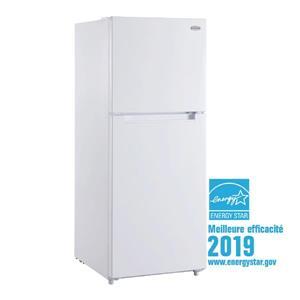 Réfrigérateur de marque Marathon, Blanc, 10.1 pi.cu.