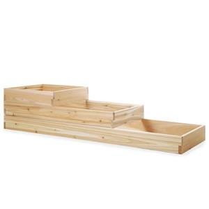 All Things Cedar Tiered Garden Box - 6 ft.