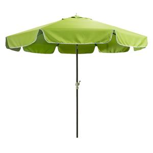 All Things Cedar Patio Umbrella - Green - 10'