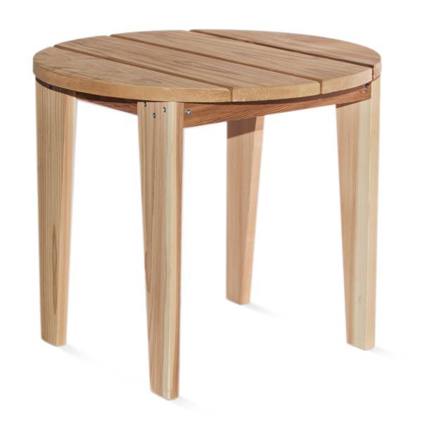 "All Things Cedar Cedar Muskoka Table - Natural - 21"""