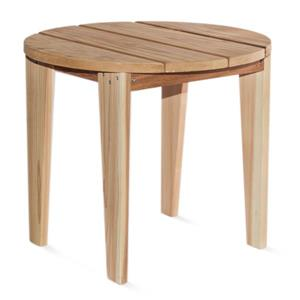 All Things Cedar Cedar Muskoka Table - Natural - 21""