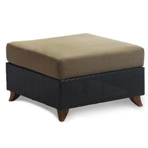 All Things cedar Deep Seat Ottoman - Kakhi - 27