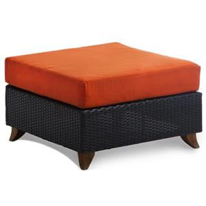 Banc Ottoman All Things Cedar, Orange, 27