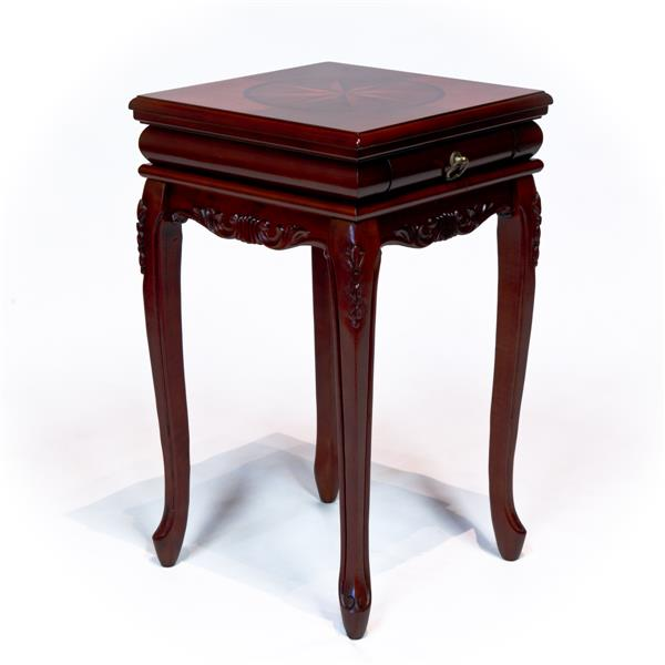 "Table d'appoint All Things Cedar, Cerise, 16"" x 26"""