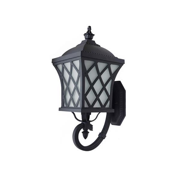 BELDI Brevent Outdoor Light - Glass - Black