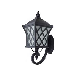 BELDI Brevent Outdoor Light - Glass - Black